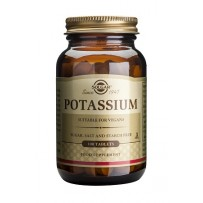 Solgar Potassium Tablets 100