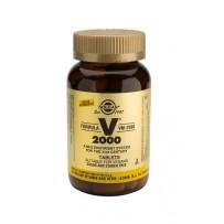 Solgar VM2000 Multi Nutrient Tablets 180