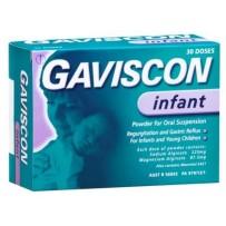 Gaviscon INFANT POWDER Sachets - 30 Doses
