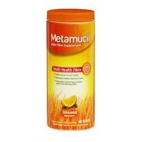 Metamucil Orange Smooth Sugar Free 283g 48 Doses