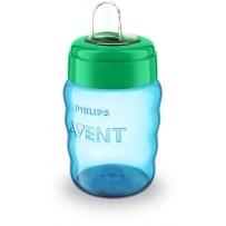 Philips Avent 新安怡 12月以上婴儿饮水杯 260ml (蓝色/绿色)