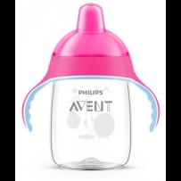 Philips Avent 新安怡 粉红色饮水杯(适合18m+)340ml