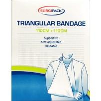 SurgiPack Triangular Bandage