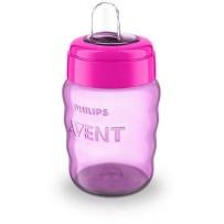 Philips Avent 新安怡 12月以上婴儿饮水杯  260ml (红色/紫色)
