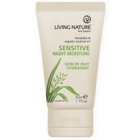 Living Nature 敏感肌肤保湿晚霜 50ml
