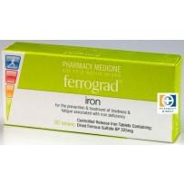 Ferrograd Tablets 30
