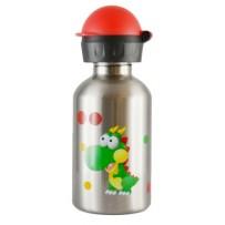 Cheeki 儿童饮水瓶(恐龙图案)350ml