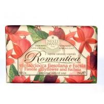 Nesti Dante Soap 250g - Romantica Gilly Flower & Fuchsia