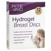 Rite Aid 水凝胶乳房垫 12片