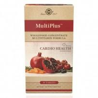 Solgar MultiPlus Cardio Health Essentials Tablets 90