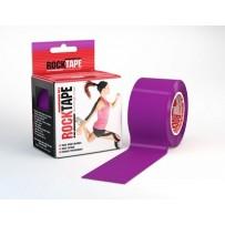 ROCKTAPE Kinesiology Tape Purple 5cm x 5m