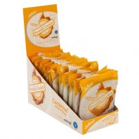 Justine's Caramel White Chocolate Cookie 12 x 40g