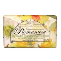 Nesti Dante Soap 250g - Romantica Royal Lily & Narcissus
