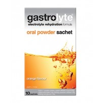 Gastrolyte Sachet Orange 10x5.0g