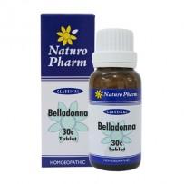 Naturo Pharm Belladonna 30c Tablets