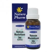 Naturo Pharm Natrum Muriaticum 30c Tablets