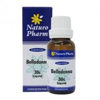 Naturo Pharm Belladonna 30c Liquid 20ml