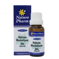 Naturo Pharm Natrum Muriaticum 30c Liquid 20ml
