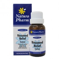 Naturo Pharm Nausmed Relief Tablets