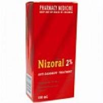 Nizoral Anti-Dandruff Shampoo 2% 100ml