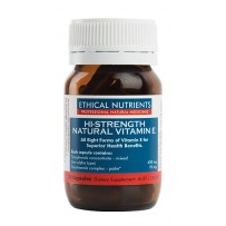 Ethical Nutrients 强效维生素E胶囊 30粒