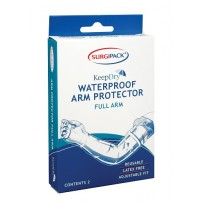 SurgiPack Keep Dry Waterproof Arm Protector - Full Arm