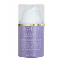Natio RESTORE Nurturing NIGHT Cream 50ml