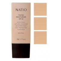 Natio 娜迪奥 Tinted 防晒保湿润肤霜(自然色)SPF20 50ml