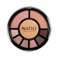 Natio 腮红 眼影套装  18g