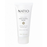 Natio AROMATHERAPY Foot & Heel Balm 75ml