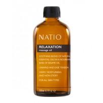 Natio 按摩精油 200ml 放松