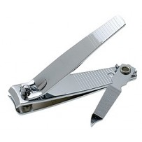 Manicare Nail Clippers Delux W/Nail File