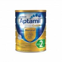 Aptamil  爱他美 金装版婴幼儿奶粉 900g 2段 6罐包邮装