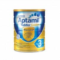 Aptamil  爱他美 金装版婴幼儿奶粉 900g 3段 6罐包邮装