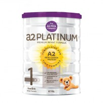 A2 白金版婴幼儿奶粉 900g 1段 6罐包邮装