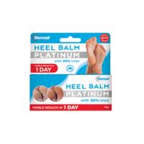 Dermal Therapy 脚后跟干裂快速修复治疗膏 75g