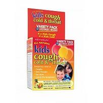 Key Sun 儿童感冒咳嗽润喉棒棒糖 多种口味 12支