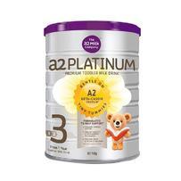 A2 白金版婴幼儿奶粉 900g 3段 (6罐包邮装)